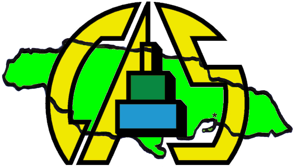 Caribbean Academy of Sciences, Jamaica Logo