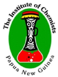 The Institute of Chemists Papua New Guinea logo