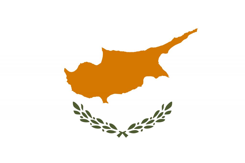 Illustration of Cyprus flag