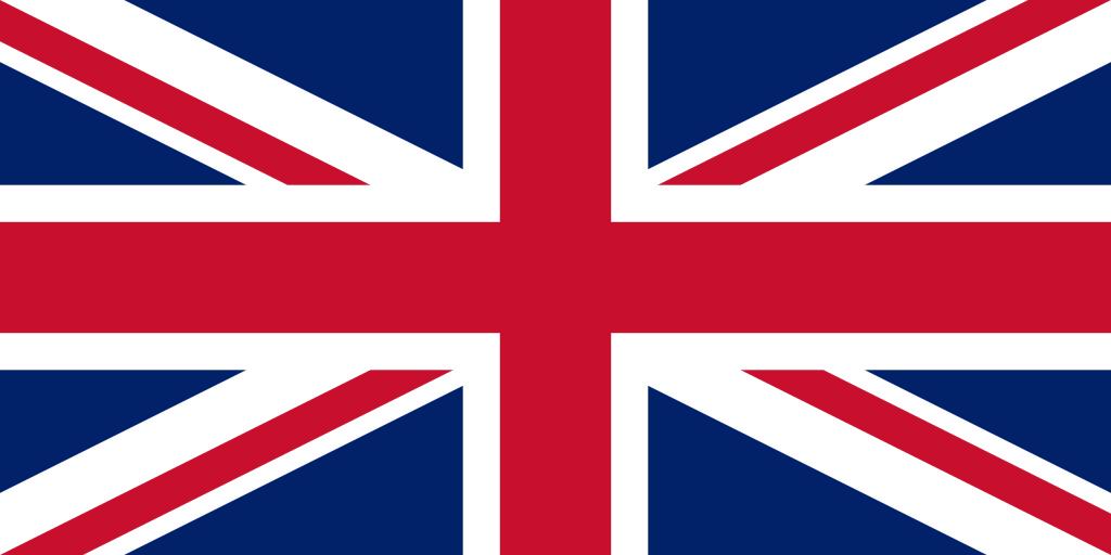Illustration of British flag