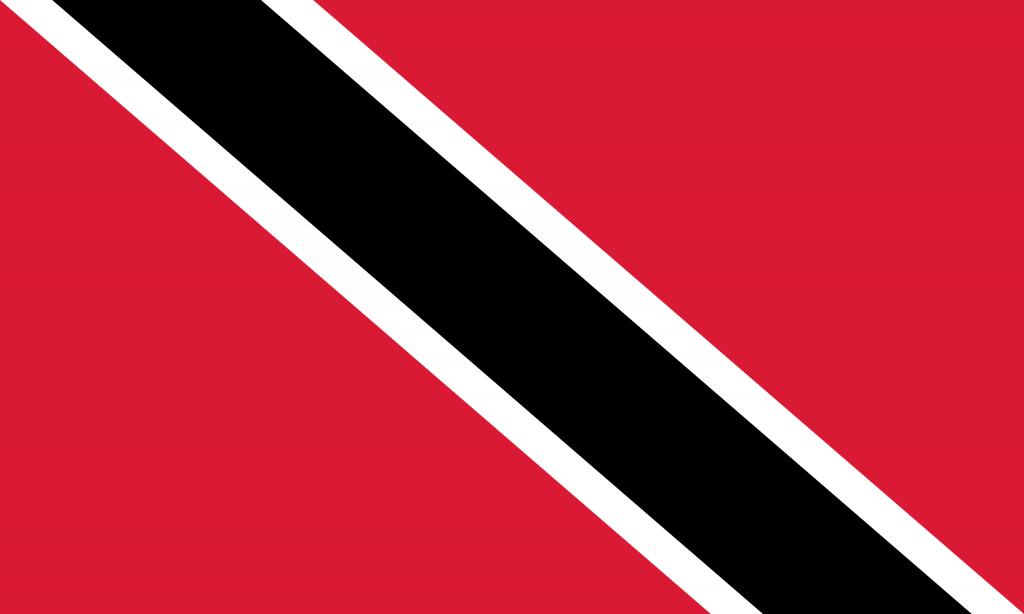 Illustration of Trinidad and Tobago flag
